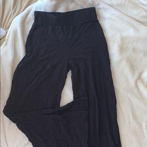 Urban Outfitters Split leg pants